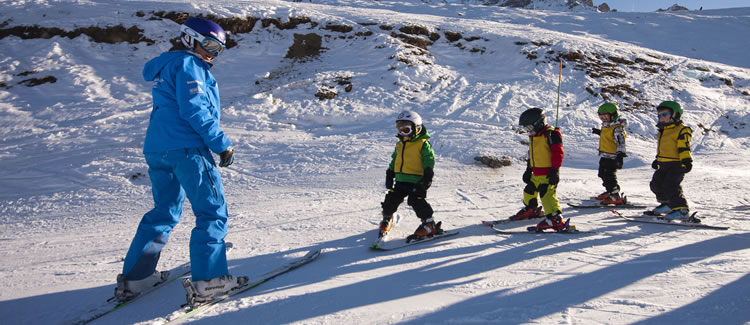 Childrens Ski Safari