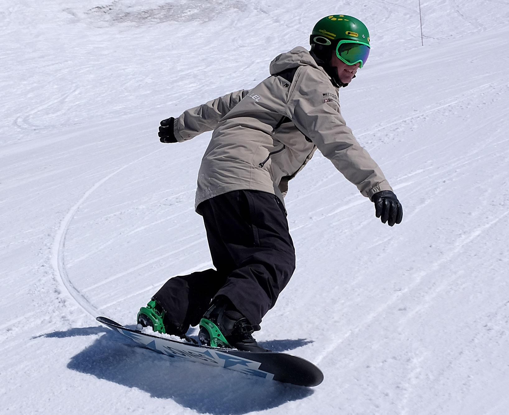 Meribel Ski & Snowboard School | Group Snowboarding Lessons