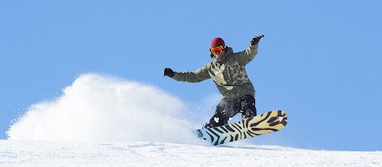Snowboarding Courses from €139